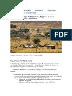 Relatório planejamento urbano-ferramentas