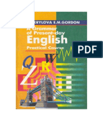 Krylova Gordon A grammar of Present-day English Practical Course