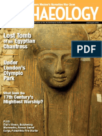 Archaeology - July & August 2012 [UJ]