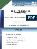 Fenômenos de Transportes - Celso Levi