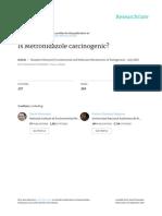 Is Albendazol Carcinogenic? Bendesky 2002
