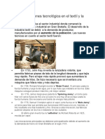 Las innovaciones tecnológica en el textil y la siderurgia.docx
