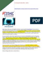 22-01-2016-Partie-01-Divulgation Cosmique-Ubuntu Et Le Message Des Aviens Bleus