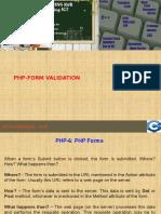 PHP Fom Validation