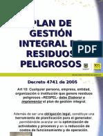 RESIDUOS PELIGROSOS