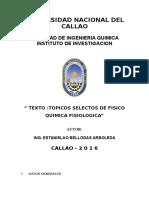 Fisico Quimica Fisiologica