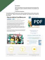 Financiamiento y Voluntariado