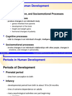 01 the Nature of Human Development