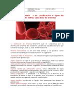 Bioologia Enfermedades de La Sangre