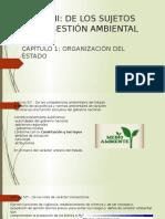TÍTULO II Gestion Ambienta