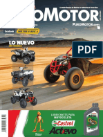 REVISTA PURO MOTOR 55 - ESPECIAL MOTOS Y SUV´S