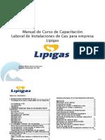 MANUAL Instalaciones de Gas Lipigas