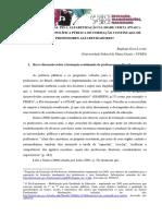 Pacto Nacional Pela Alfabetização Na Idade Certa (Pnaic)