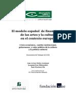 El modelo español de financiación de las artes y la cultura en el contexto europeo.pdf