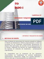 Clase 05 Métodos de Diseño y Tipos de Carga