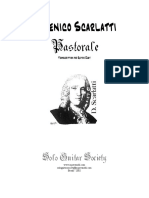 Domenico Scarlatti - Pastorale (For 2 Guitars).pdf