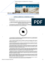 Instituto de Investigaciones Cosmobiológicas Del Perú - Investigaciones