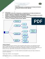 Unidad II Planeacion de La Auditoria