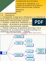 Planeacion de Auditoria Unidad II