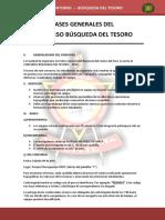 Bases Internas Busqueda Del Tesoro 2016