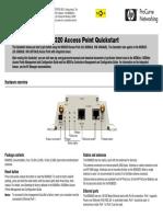 AccessPoint MSM320