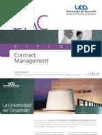Diplomado Administración de Contratos SCL