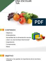 Lonchera Escolar Nutritiva Rev 10.03.16