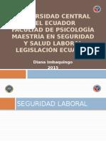 Legislación Ecuador