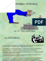 La Auditoria Integral