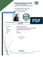 Tarea 1 - Definición de Matriz Propiedad Notación y Orden - Moisés Pérez