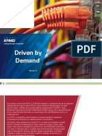 Driven by Demand Supply Chain Research