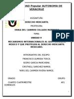 Libro de Derecho Mercantil Unidad 5 (Cuatrimestre 4)