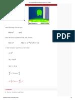 Derivada de La Función Potencial-exponencial - Vitutor