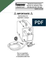 DocLib_9186_Firepower FP-120, FP-130 & FP-160 Instruction Manual_Spanish_(56-1842S)_July2001
