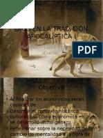 Dios y La Tradicion Apocalíptica en El Libro de Daniel