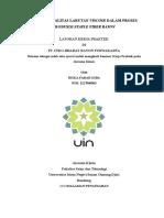 Laporan PKL PT Indo-Bharat Rayon
