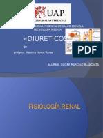 farmacologia diuretico