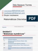 Matemáticas Discretas