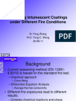 YZ_11 Intumescent Coating Modelling