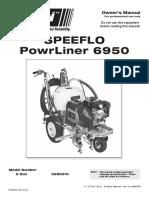 0290915B_PowrLiner6950 Maquina de Pintar