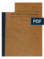 Miles C. Hartley - Patterns of Polyhedrons