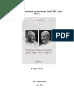 Dos Papas Que Cambiaron Nuestro Tiempo - P Jurgen Daum