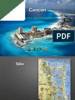 Presentación de Geografía sobre turismo en México