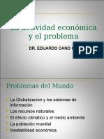Actividad Economica y Clases de Economia