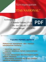 P.kewarganegaran-identitas Nasional Kelompok 2