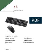 Practica mouse y teclado (teórica)