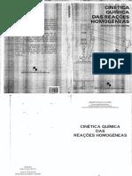 cinetica quimica das reações homogeneas - Benedito.pdf