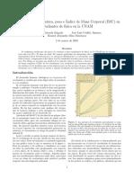 Fisica y medicina reporte de IMC