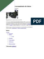 Centro de Procesamiento de Datos Fisico 02