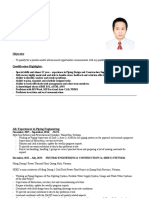 CV Pham Van Trinh